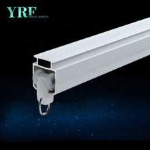 Guangzhou Foshan Bay Window Curtain Track Accessories For Apartment