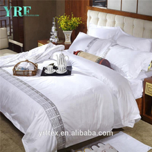Chinese Factory Luxurious Hotels Bedding Set Elegant Twin Xl Size