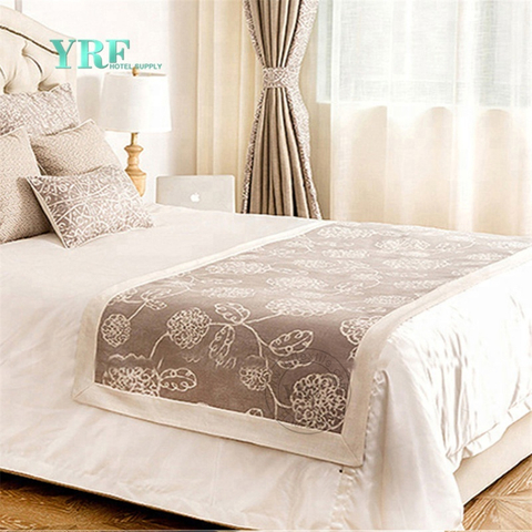 YRF Royal Classic Bedroom Cushion Cover Bed Runner
