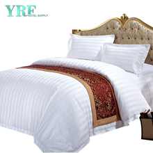 Hot Sale Luxury Polyester Cottage Hotel Grade Bedding For Dorm Room