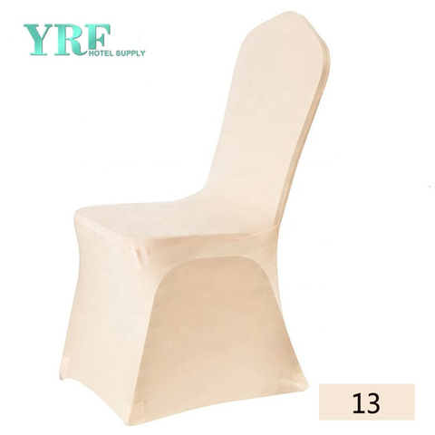 YRF Bridal Outdoor Curly Willow Chair Cover For Wedding Party
