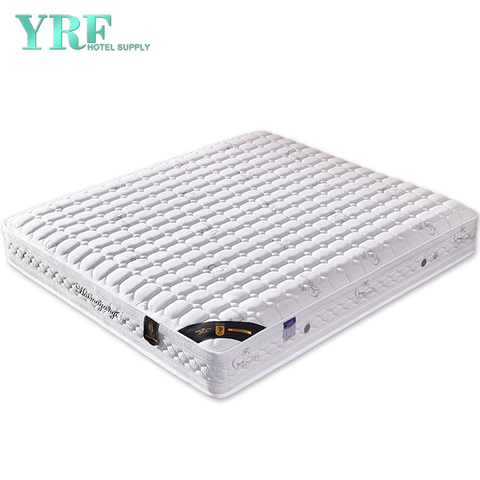 Lining Room Furniture Innerspring Hybrid Mattress Gel Foam Compressed For Double Bed