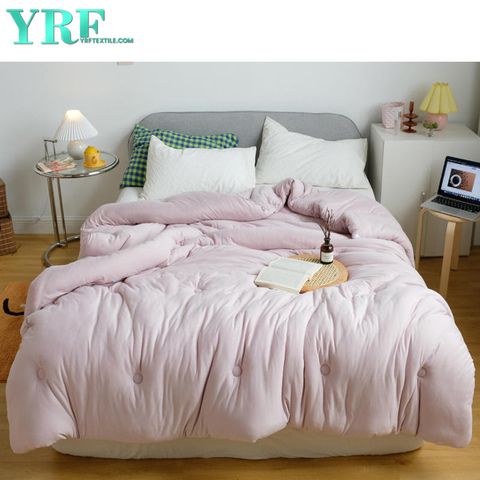 Home Products Cotton Comforter Quilt Durable Microfiber Double Bed