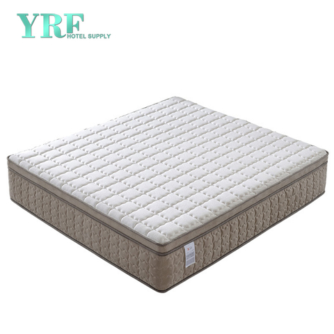 Hotel Bedroom Furniture For Single Bed Mattress Soft Spring With Latex