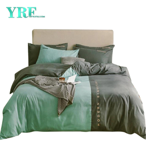 Duvet Cover High Quality Single Bed Embroidery 1800 Series For Home Collection