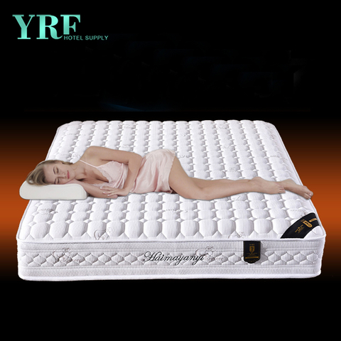 Lining Room Furniture Spring Mattress Latex Compressed For Single Bed