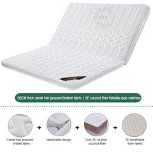 Army Foam Mattress Folding Thick 6CM Double bed