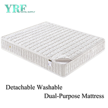 Detachable Washable Twin Xl 11 Inch Mattress Apartment Firm