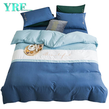 Duvet Cover Wholesale King Bed Polyester Solid Color For Home Collection