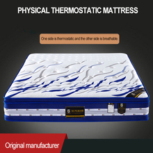 5 Star hotel Coconut Fiber Mattress High Quality Thailand Latex Twin Bed