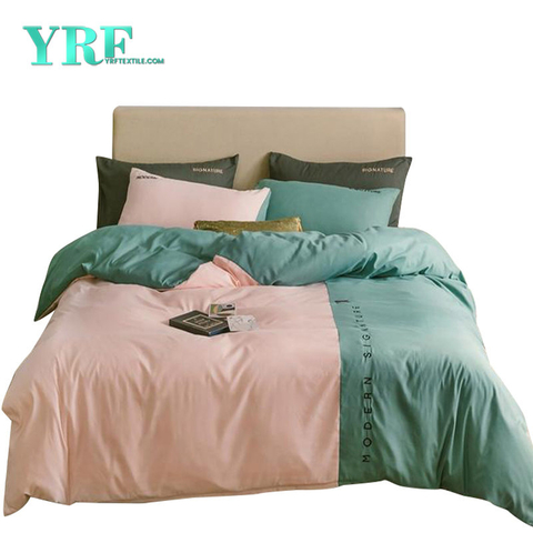 Fitted Sheet 3 Piece Single Bed Polyester fabric Soft For Student Dorm